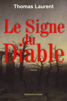 Couverture du roman de Thomas Laurent, Le Signe du Diable